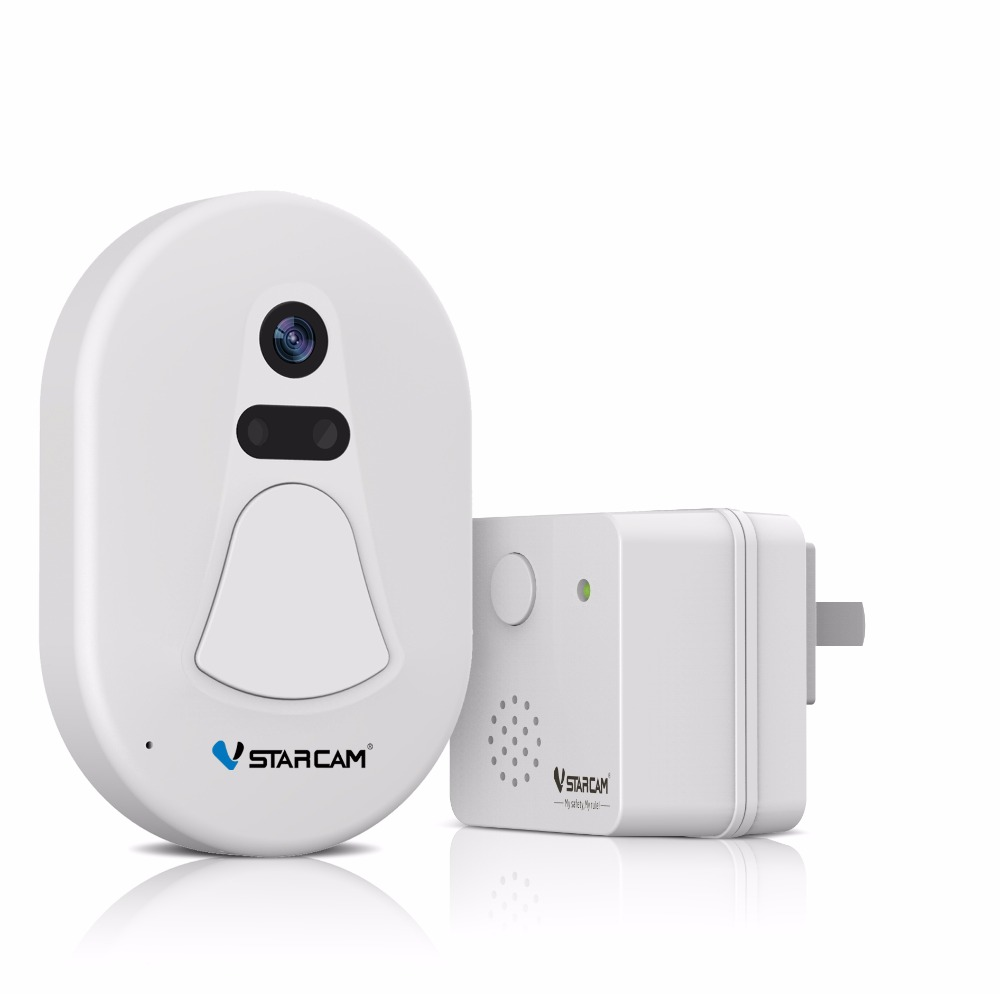 VStarcam D1 door bell with camera and wifi