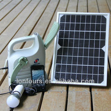 Dynamo Rechargeable solar lantern for camping