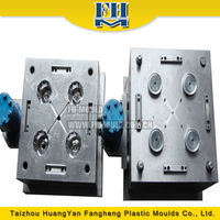 excellent design injection plastic water filter mold maker