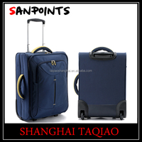 Useful hot sale trolley case sky travel luggage bag set for carry on