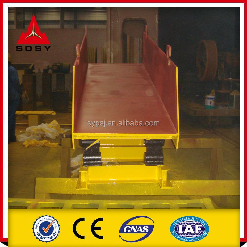 Lump Material Vibrating Feeder