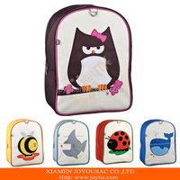 China Factory Kids Backpack for Owl