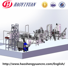 HYSK-3T the professional livestock and poultry waste disposal equipment/Animal waste disposal machine