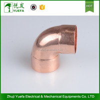 copper tube compression fittings made in China