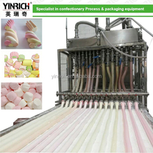 Complete Extruded marshmallow production line