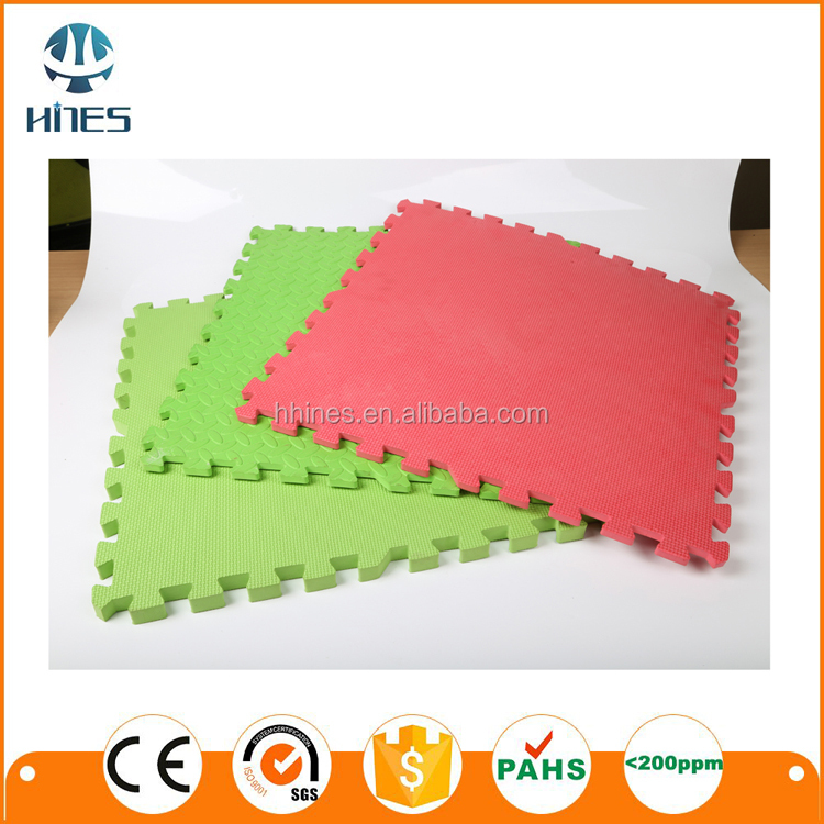 2017 kids foam floor mats/printing foam 8mm puzzle mat/eva sheet