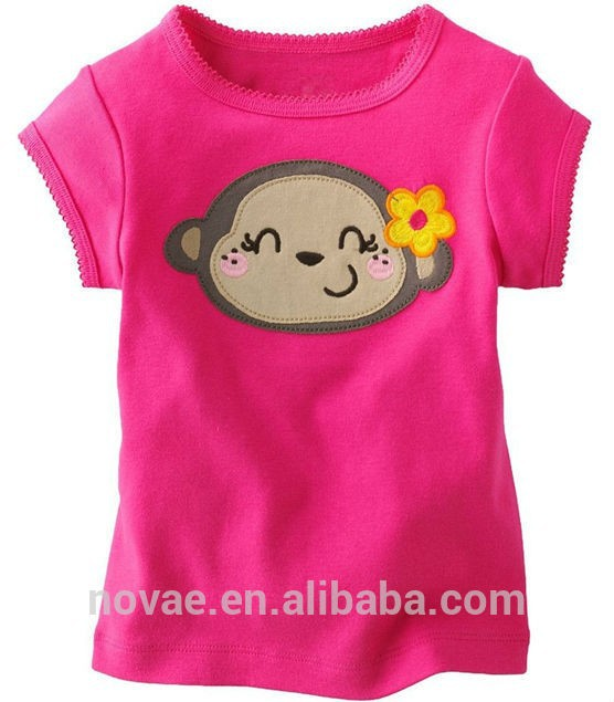 Bulk wholesale kids clothing babykids girls t shirt child for Kids t shirts in bulk