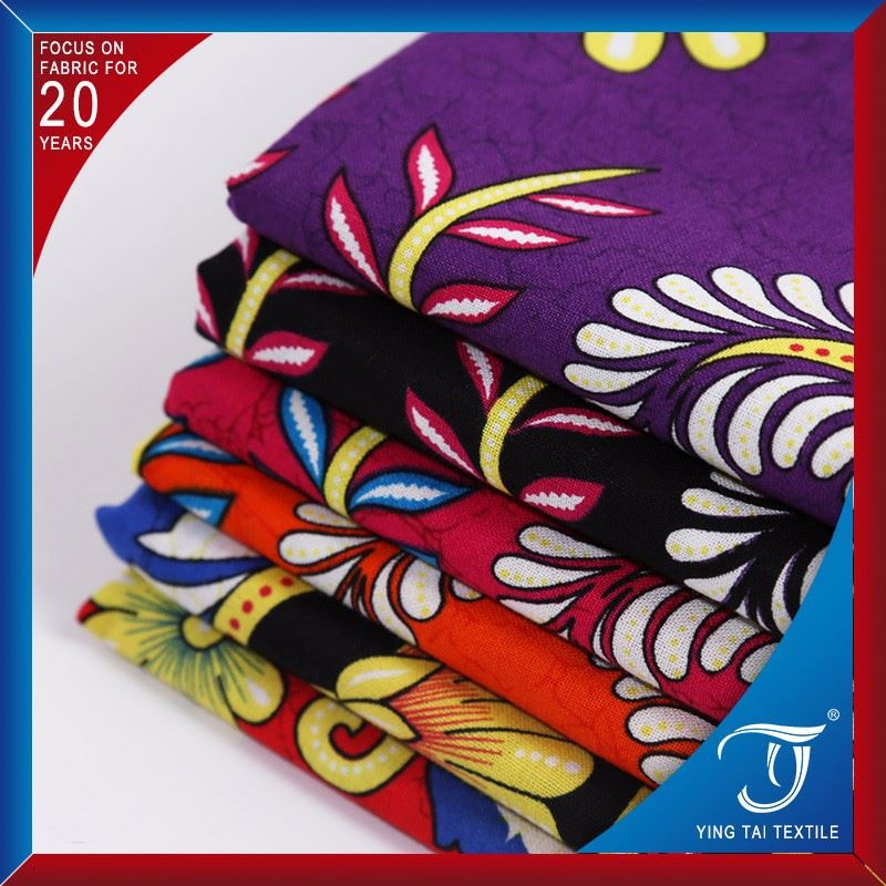 Hot sale for wholesales hitarget printed fabric