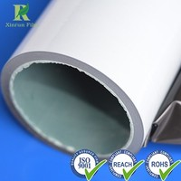 Professional Plastic 121micron Black and White Surface Protective Film