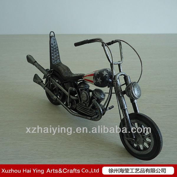 Metal mini motorcycle