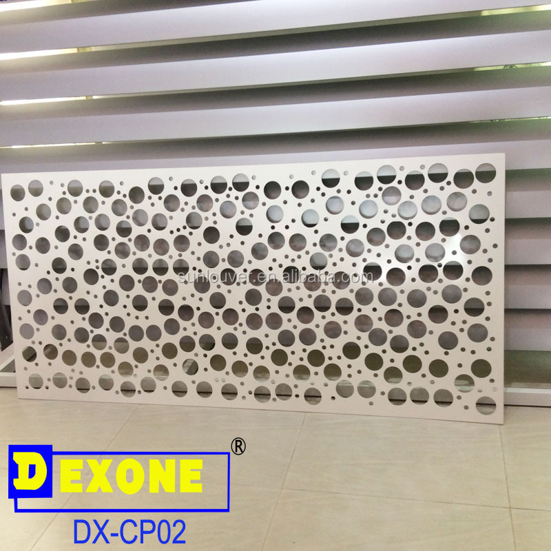 Exterior Decorative Metal Wall Panel As Curtain Wall View Exterior