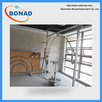 IEC60529 ipx3/4 water resistance test chamber Rock Pipe Shower Testing Instrument