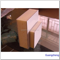 PU sandwich panel for clean room panels