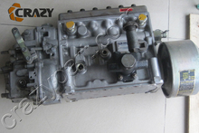 excavator spare parts 6D22 injection pump.6D22 diesel engine fuel injection pump