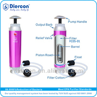 inductive floor standing Ro water filter