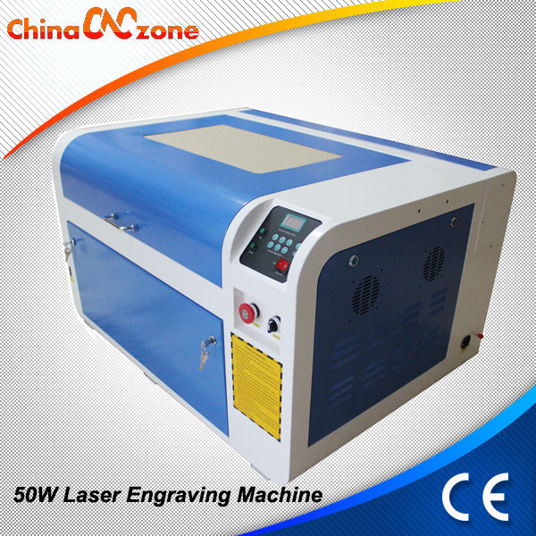 New arrival CO2 6040 50W Keyboard Laser Engraving Machine