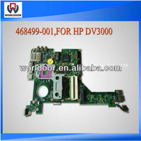 full tested for hp compaq v3000 motherboard 462536-001 AMD INTEGRATED with 45day warranty