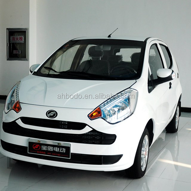 Low Speed 4 Wheels 5seats EEC certification E-Mark Auto Vehicle Adult Electric <strong>car</strong>