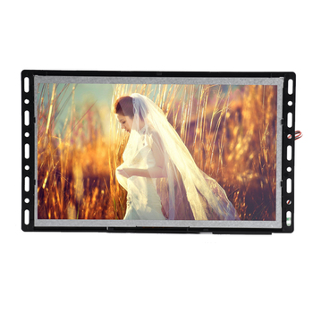 7 inch LCD commercial monitors for POP display with battery/AC power