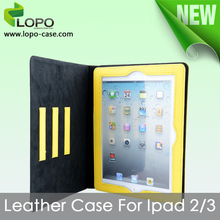 Sublimation Leather tablet Case For ipad2/3/4
