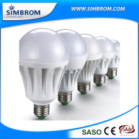 Latest Design E27 Rechargeable Led Light Bulb With CE RoHS