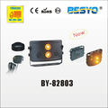 Reversing sensor with warning light for forklift & heavy vehicles BY-82803