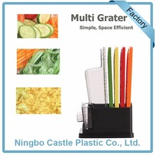 As Seen On TV Food Cutter Multi Function Fruit Vegetable Chopper