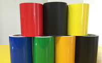 self adhesive vinyl paper in rolls or sheets
