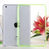 for iPad mini 2 case TPU material Cover 2 in 1 Protective Case Low Price dirt resistant hot sale phone shell