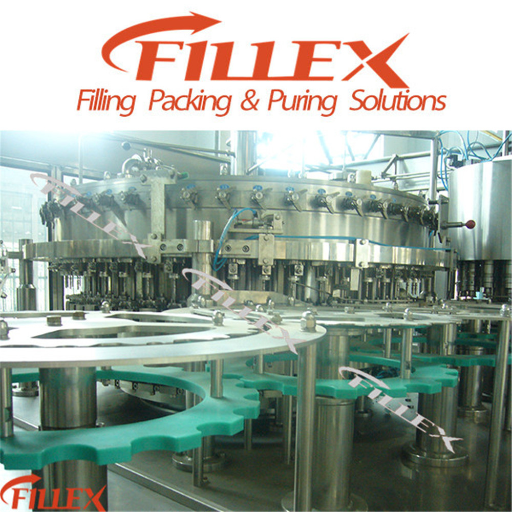 40 head carbonated filling machine/beverage filling machine/soda filling machine