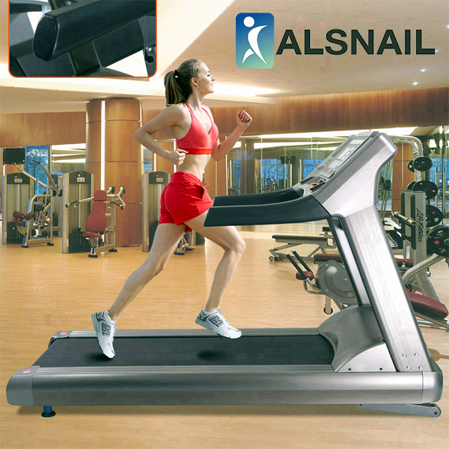 Alisnail HONOR07 luxury easy installment treadmill fitness electric commercial motorized treadmill a treadmill running machine