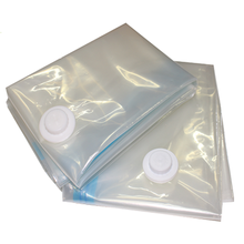 OEM home use space saving toys clothing vacuum storage bag