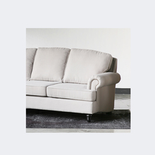 Sectionals sofas living room <strong>furniture</strong> Three seat sofas modernos e luxuosos