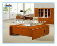 Made in china combination executive office table solid wood boss desk office furniture good quality office furniture