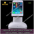Cell phone security device display stand + alarm + charging+anti-theft functions