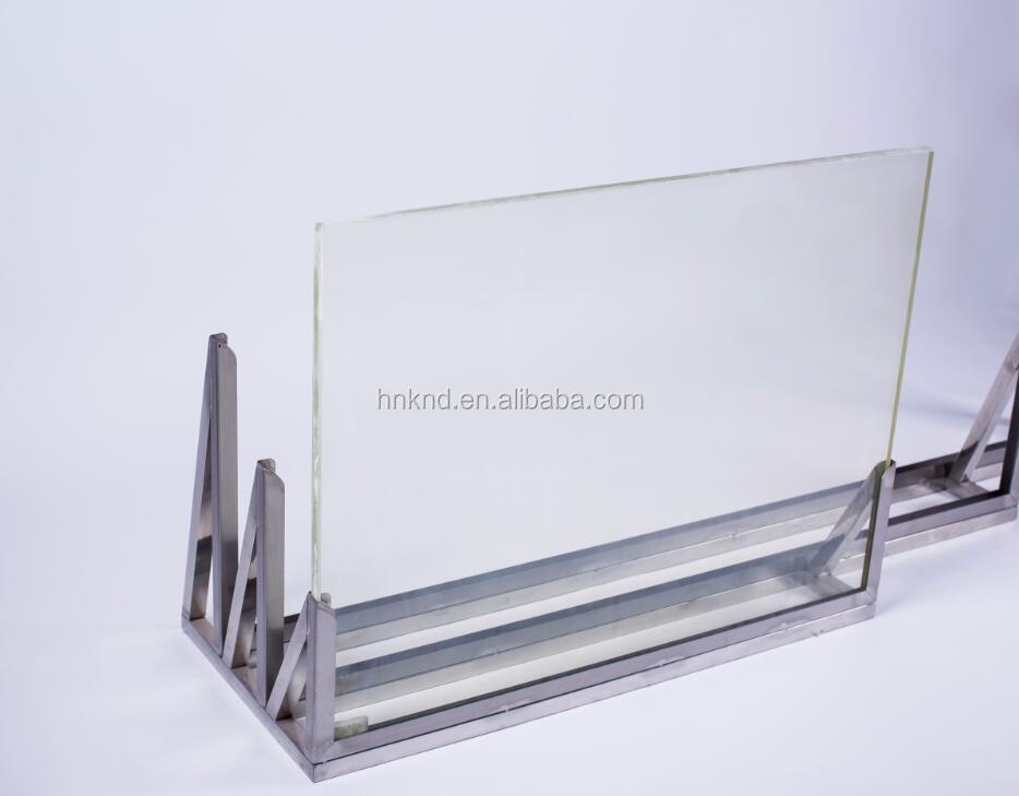 Special Shaped x ray shielding lead glass / X-RAY PROTECTIVE SHIELD for medical lab