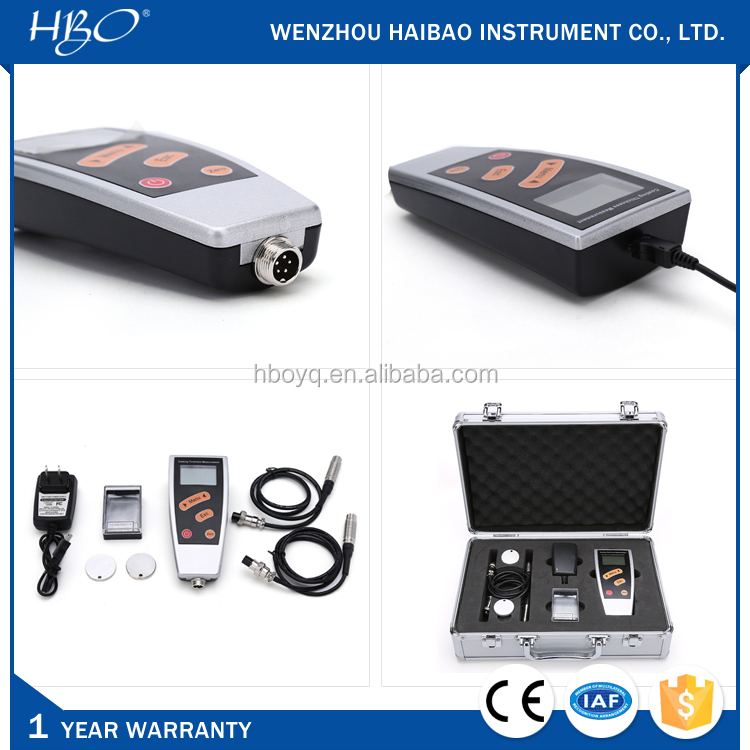 HC-200 Digital display plating thickness measurement for plastic, enamel layer thickness on metals