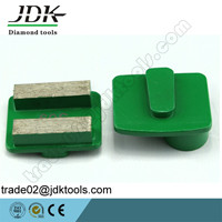 3 Inch Diamond Segmented Grinding Head For Concrete