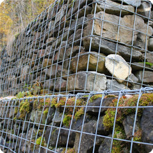 leading factory gabion stone cage for retaining wall
