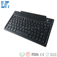 Custom Simple Waterproof Ultra Slim Bluetooth Adapter Wireless Keyboard Silicone Cover ROHS