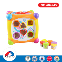 Multi Function Plastic Learning Puzzle Musical
