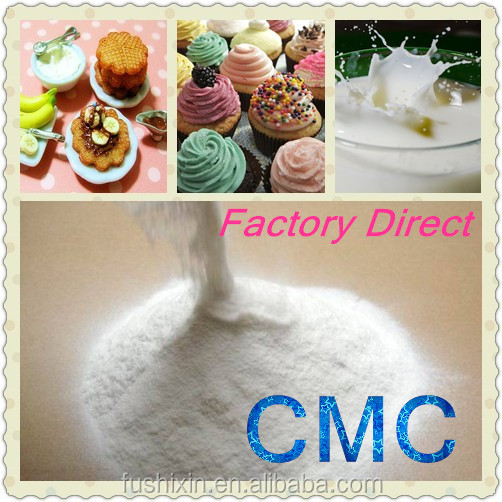 Food Additives E466, Cellulose for soft drinks, ice-cream, jam, biscuit, instant noodles, etc