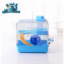 Wholesale Plastic Luxury Small Pet Animal House Hamster Cage