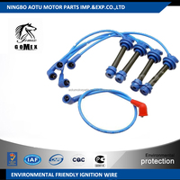 Ignition cable kit spark plug wire 90919-21396 for TOYOTA COROLLA Compact Liftback