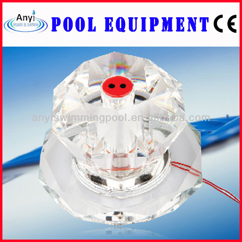 Swimming pool transparent sensor switch, spa inductive switch