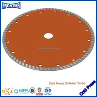 POWERTEC 6-Inch Cold Pressed Dry Cutting Diamond Saw Blade