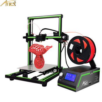 China 3D Printer Factory Price Semi Assembled Anet E10 3D Printer DIY Kit with Large Printing Size 220*270*300MM Printer 3D