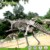Playground Attractions Resin Dinosaur Skeleton Model