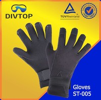 Neoprene scuba dive gloves diving equipment