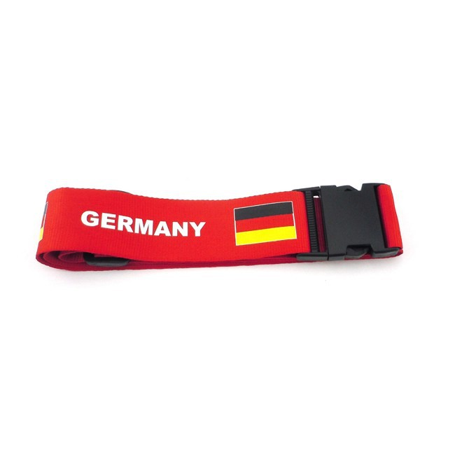 Baggage Strap Personalized Promotional Luggage Straps